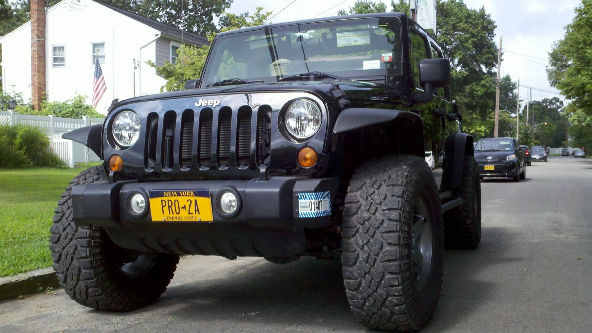 Tires North Vancouver >> TeraFlex puck leveling kit, flatties, and 35's... Anyone? - Jeep Wrangler Forum
